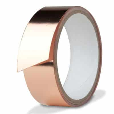 copper garden tape