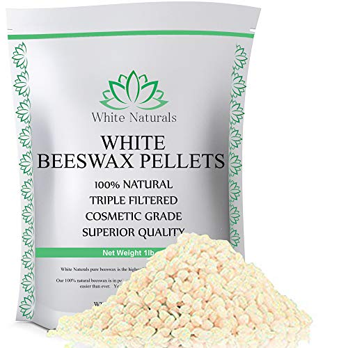 White Beeswax Pastilles